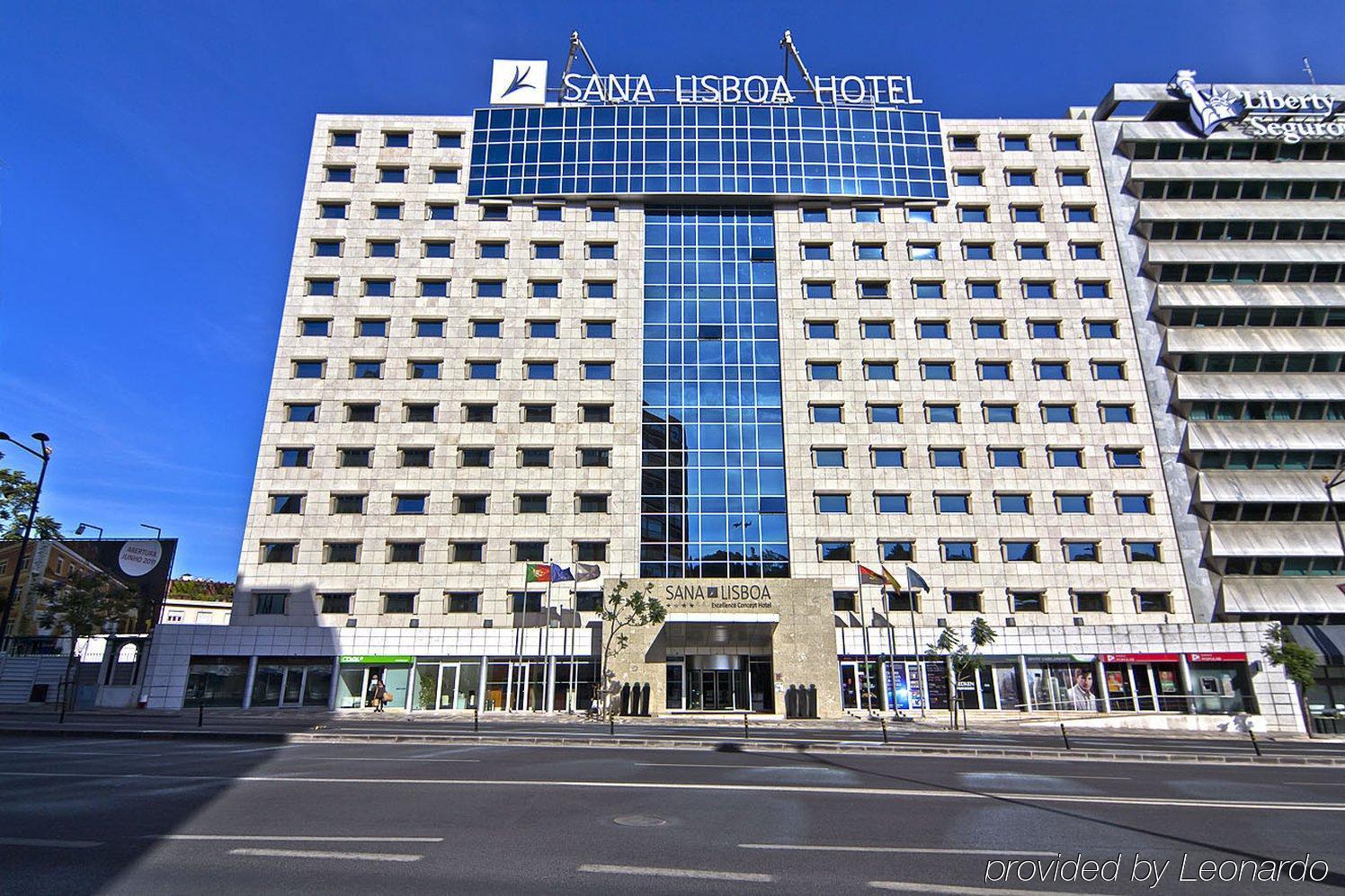 Hotel Sana Lisbona